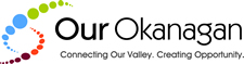 Logo for Our Okanagan website